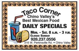 Taco Corner 4-15