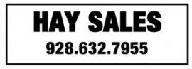 Hay Sales