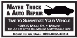 Mayer Truck & Auto
