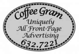CoffeeGram Unique Advertising