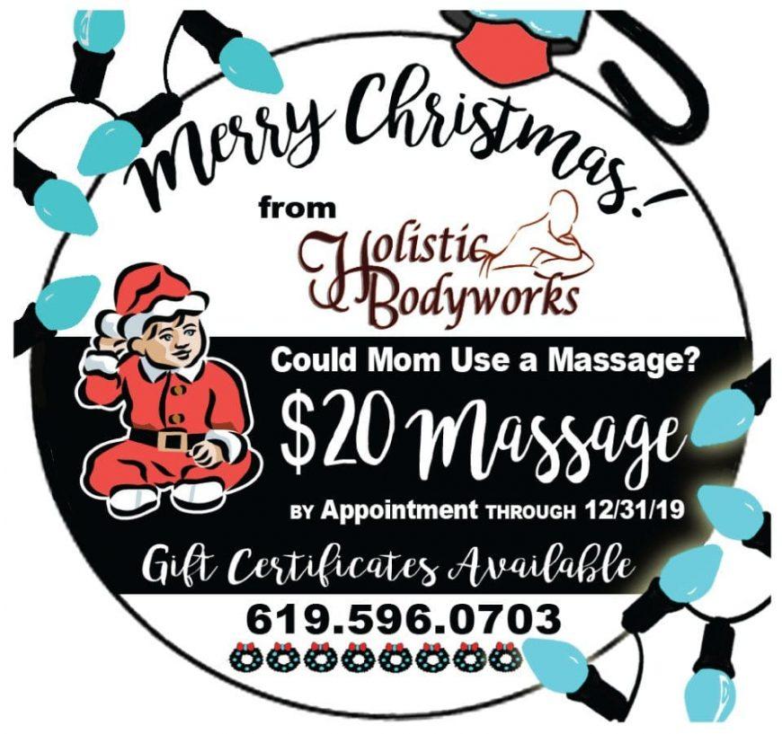 $20 Theraputic Massage