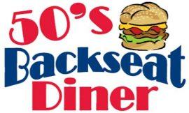 50's Backseat logo